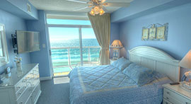 Oceanfront Bedroom